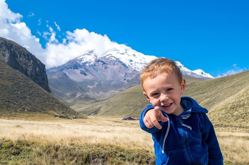 que hacer y visitar en el parque nacional chimborazo