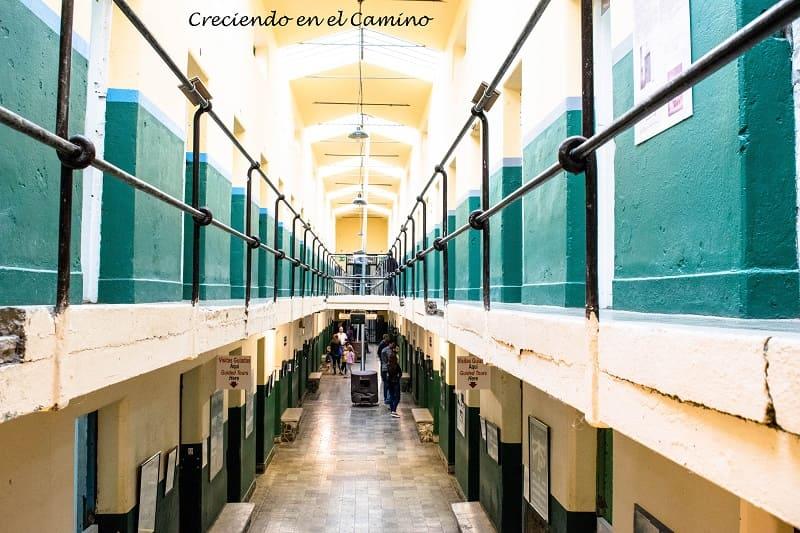 Cárcel del Presidio ushuaia