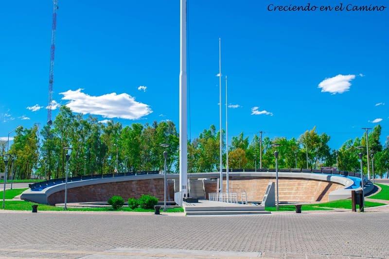 Plaza de las Banderas, Neuquén Capital
