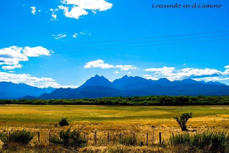 paisajes de trevelin argentina