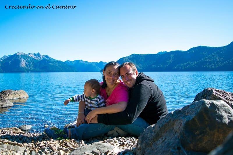 Lago Tromen, Junín de los Andes