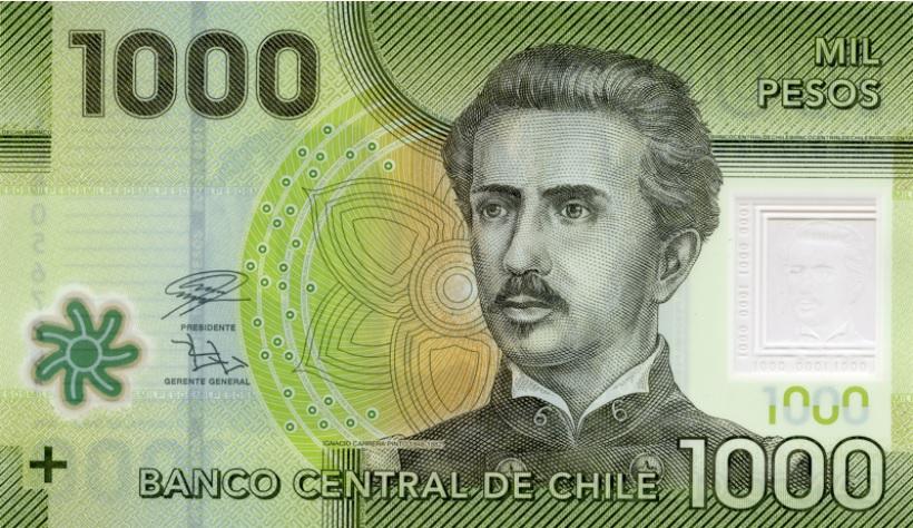 cual es la moneda que se usa en chile