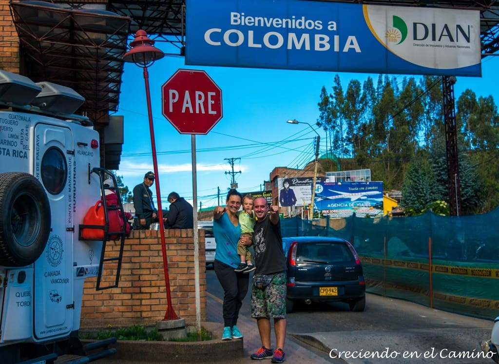 Nuestra experiencia recorriendo el país de Colombia