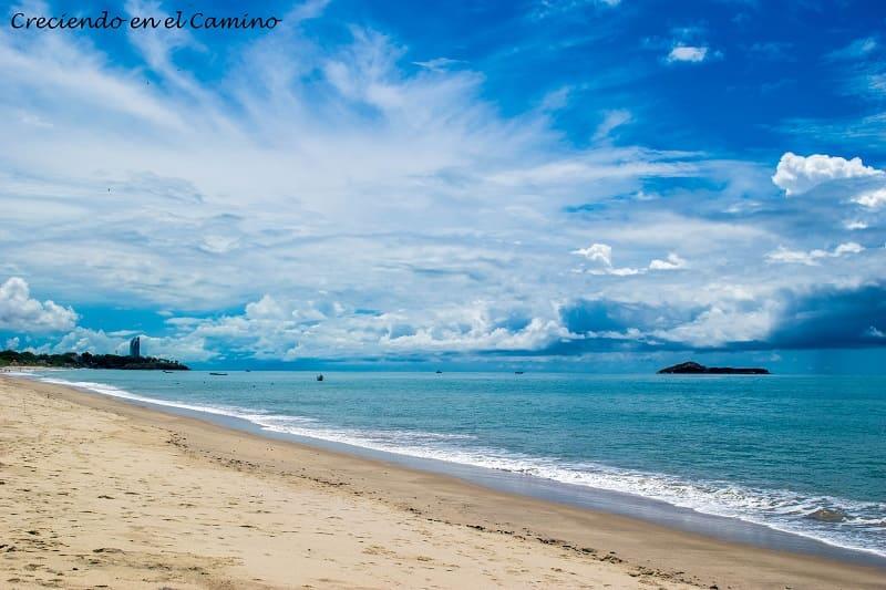 guia turistica para recorrer las playas del pacifico de panama