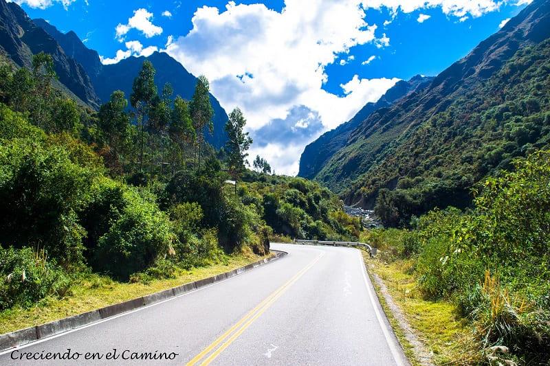 Como ir de Cuzco a Hidroeléctrica