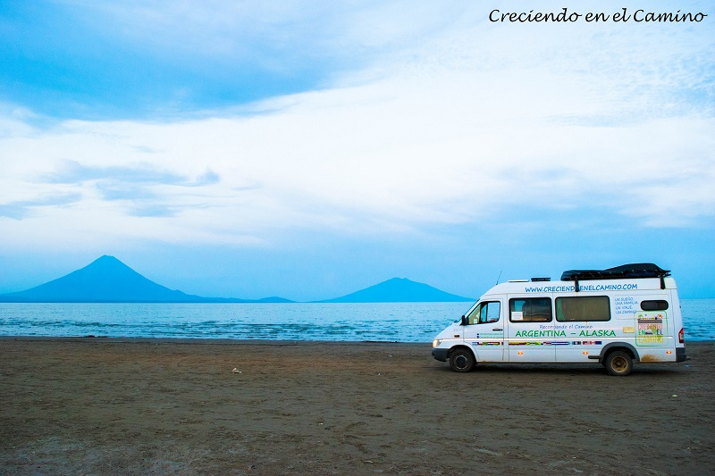 Como cruzar con tu vehículo a Ometepe, Nicaragua, de la forma más económica posible!!!