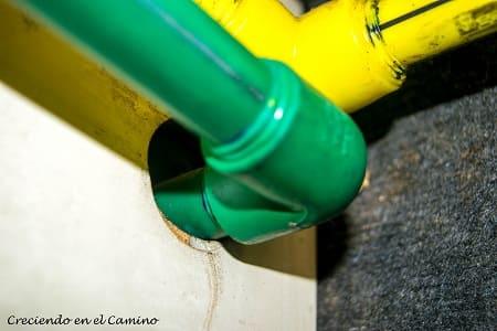 instalacion de agua de autocaravana