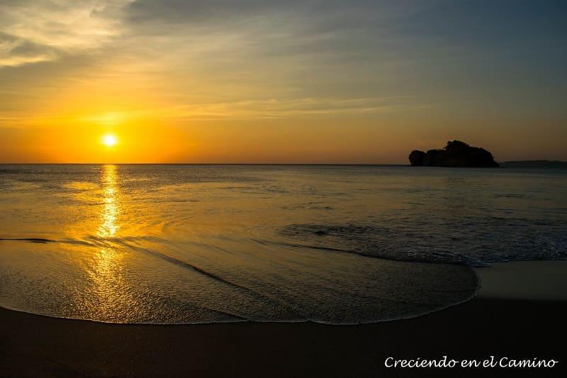 Playa Rajada costa rica