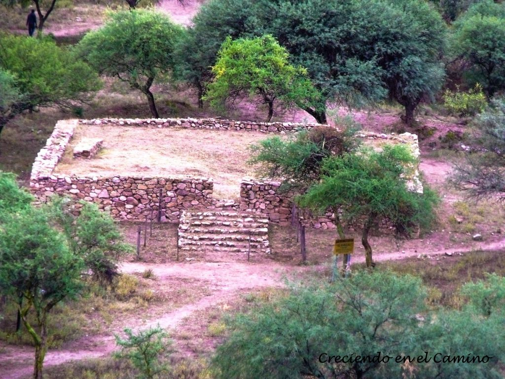 Ruinas del Shincal catamarca ruta 40