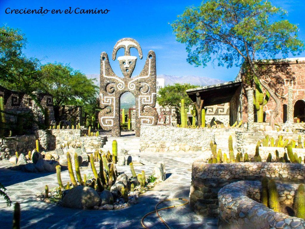 Museo a la Pachamama amaicha del valle
