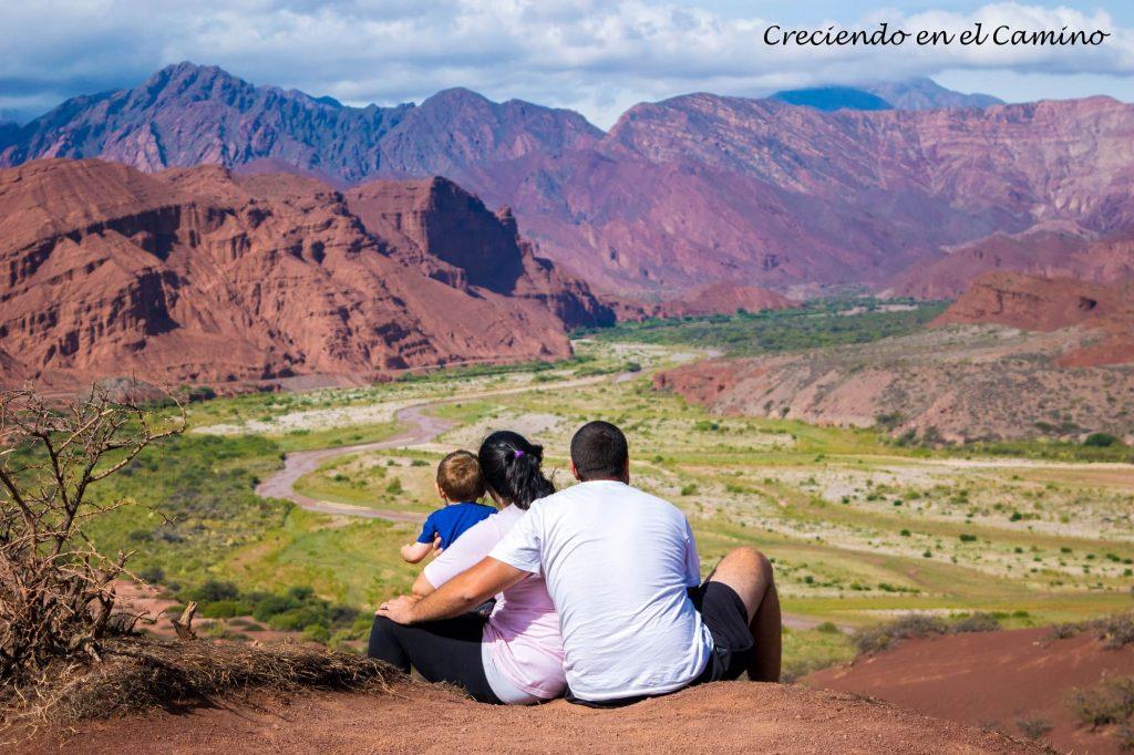 Cerro Tres Cruces ruta 40