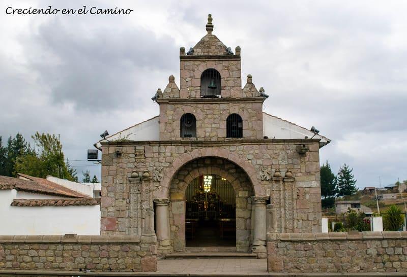 Iglesia de Balbaneda, ecuador