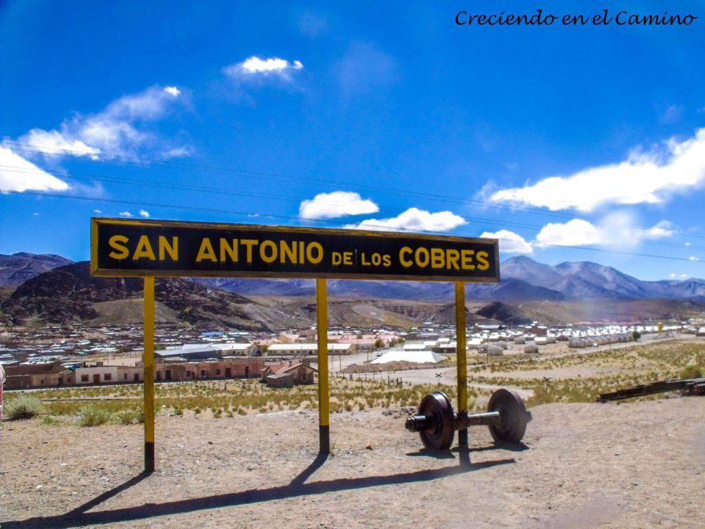 San Antonio de los Cobres ruta 40