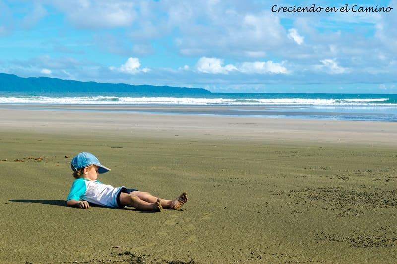 Playa Estero Santa Catalina panama