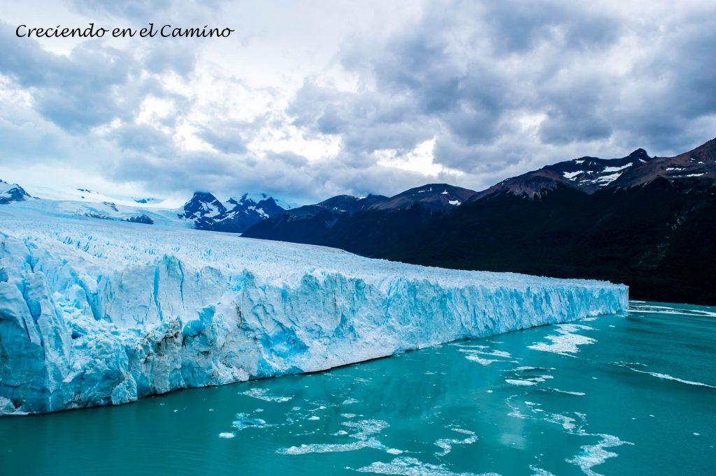 Ruta 40 Santa Cruz glaciar perito moreno