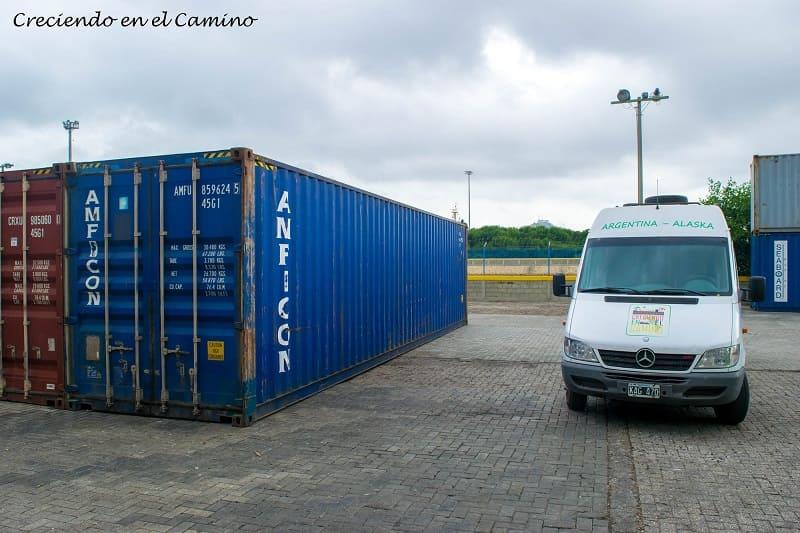 como hacer los tramites por tu cuenta para cruzar un vehiculo de colombia a panama