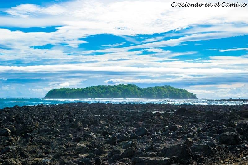 Isla Santa Catalina panama
