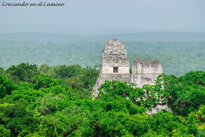 Templo de la Serpiente Bicefala, Tikal