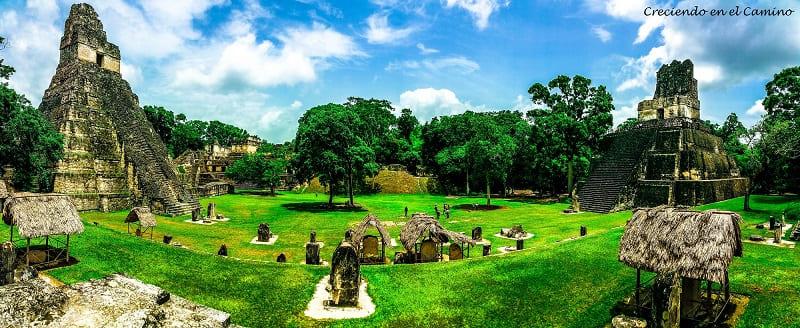 Historia de Tikal, Guatemala