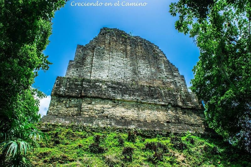 Templo VI, Tikal
