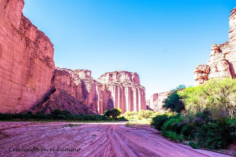 Guía para recorrer el Parque Nacional Talampaya en Argentina
