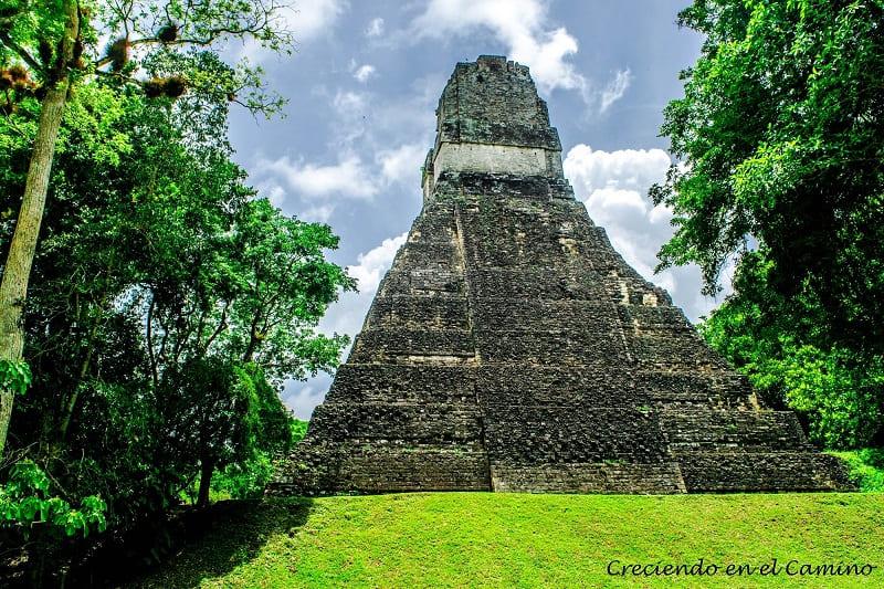 El Gran Jaguar, Tikal