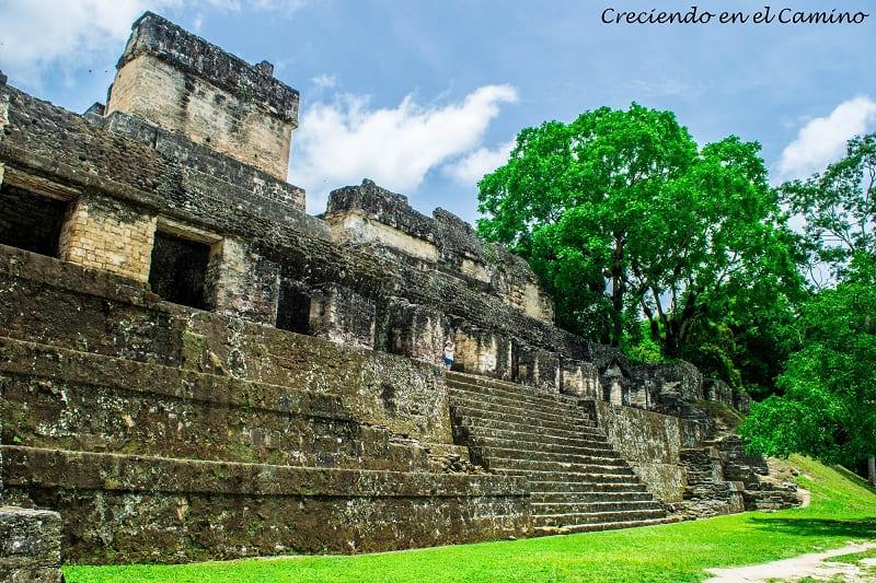 Acrópolis Central, Tikal