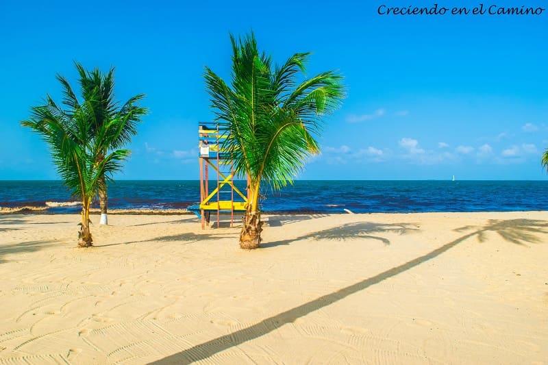 playa de placencia