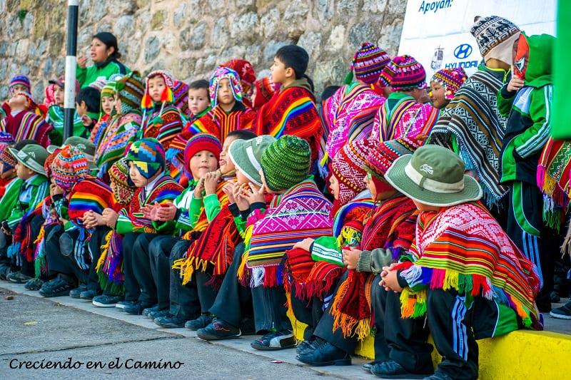 Corpus Christi en Cusco, Perú