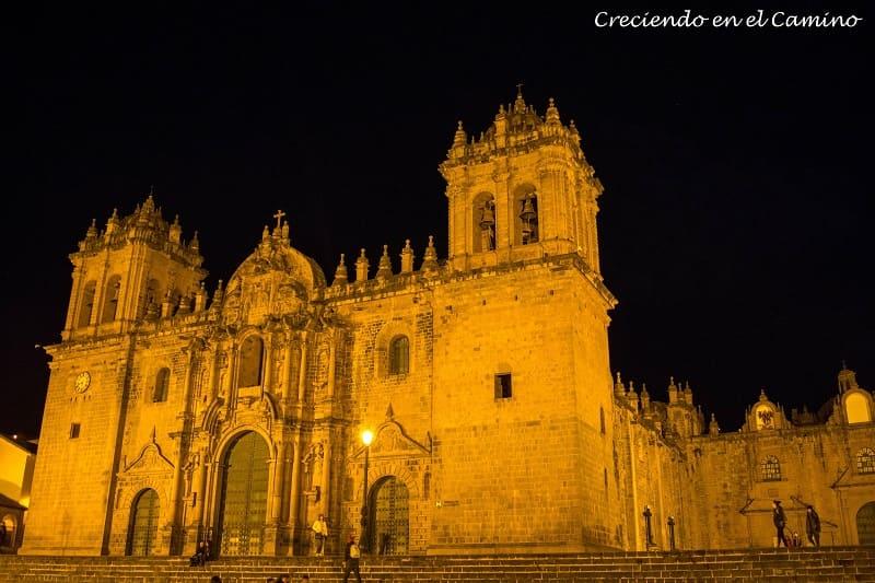 Iglesia Basílica Catedral de Cuzco
