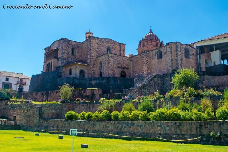 Coricancha, Cusco