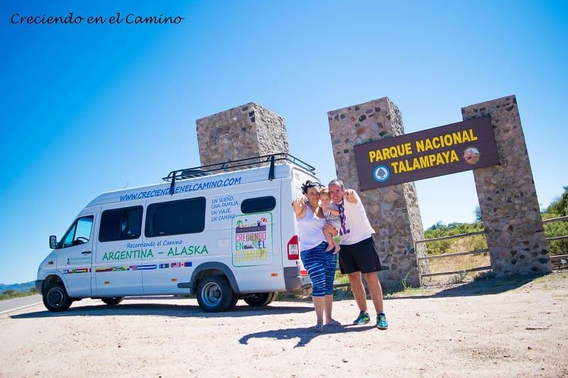 Que hay para visitar y hacer en el Parque Nacional Talampaya en Argentina