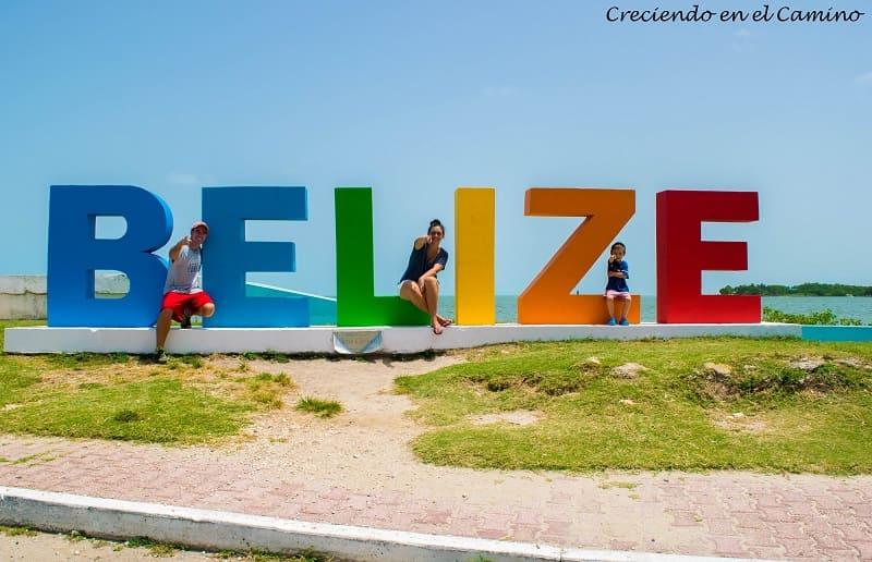Que visitas y hacer en Belice, un país distinto!