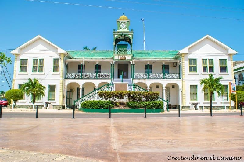 Suprema Corte de justicia, Belice City