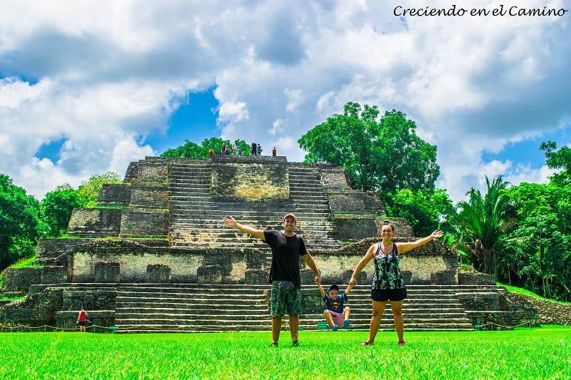 Ruinas Mayas de Altun Ha (Rock Stone Pond) belice
