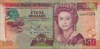 Que moneda se utiliza en Belice